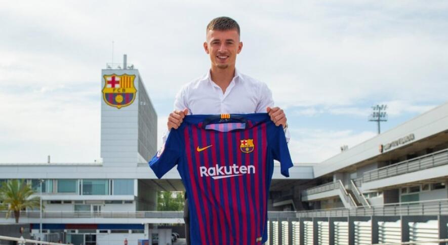 Mike van Bejinen Barcelona'da