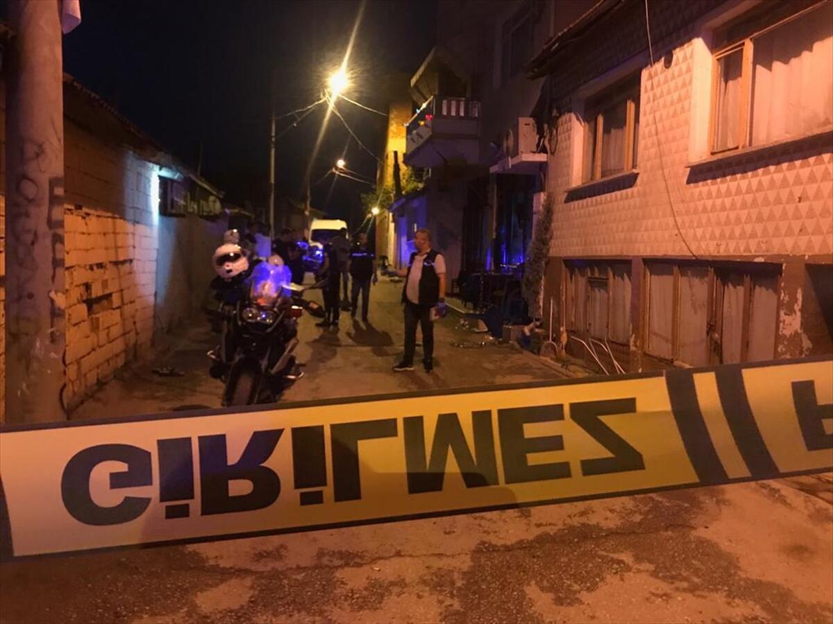 Edirne'de anne ve oğluna silahlı saldırı