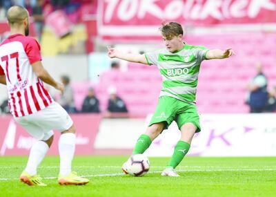 FM 2019'da wonderkids olan Türk futbolcular - Son Dakika Spor Haberleri