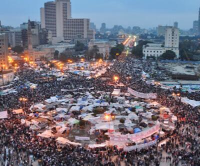 Mısır'da Mübarek'i deviren hareket yasaklandı