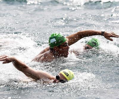 Samsung Boğaziçi Kıtalararası Yüzme Yarışı yapıldı