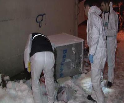 17 yıllık eşini öldürdükten sonra, parçalara ayırarak çöpe attı!
