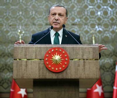 Erdoğan: Terörün tanımı yeniden yapılmalı