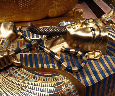 Firavun Tutankamon'un gizemli mezar odası