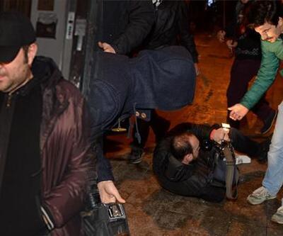 Ata Demirer'in gecesi olaylı bitti