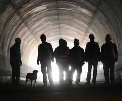 40 bin işçi, dağları delip tünel açıyor