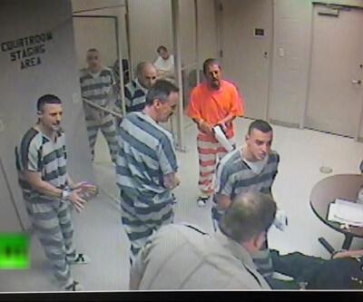 ABD'de mahkumlar kalp krizi geçiren gardiyanı kurtardı