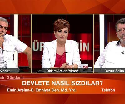 Zübeyir Kındıra'nın FETÖ'cü iddialarına Hanefi Avcı, Sabri Uzun, Emin Arslan yanıt verdi