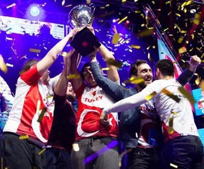 Türkiye CS:GO'da dünya şampiyonu