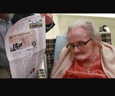 II. Dünya Savaşı'nı dünyaya duyuran muhabir hayatını kaybetti
