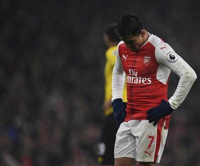 Arsenal sahasında kaybetti