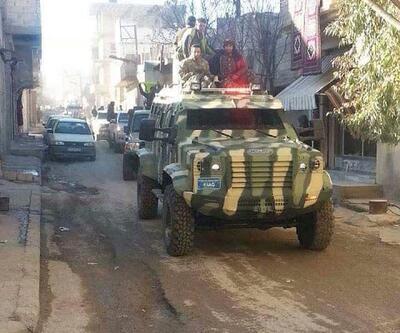 ABD'nin PYD'ye gönderdiği zırhlı araçların belgesi yayınlandı