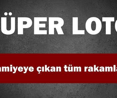 10 hafta sonra büyük ikramiye   13 Nisan Süper Loto çekiliş sonuçları ve Süper Loto'da çıkan rakamlar