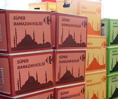 İşte ramazan kolisi fiyatları! En ucuzu 27,90 TL'den başlıyor