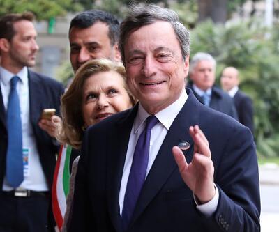 Draghi merakla beklenen konuşmasını yaptı