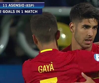 Marco Asensio'dan enfes goller