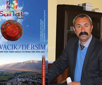 'Komünist' belediye başkanından bir ilk daha: Ovacık Sanat Günleri Festivali