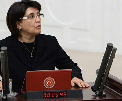 Son dakika...  Zana'nın milletvekilliğinin düşürülmesi talebi Meclis Başkanlık Divanı'nda kabul edildi