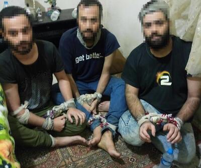 İstanbul'da korkunç işkence evi: Polis suçüstü yakaladı