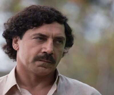 Javier Bardem, 'Escobar' oldu