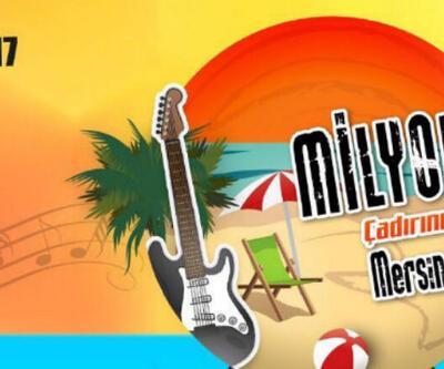 Türk rock müziğinin yıldızları Mersin'de