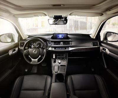 Lexus'tan Frankfurt'ta 2 yenilik geliyor