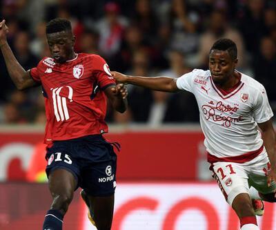 Lille 0-0 Bordeaux / Maç Özeti