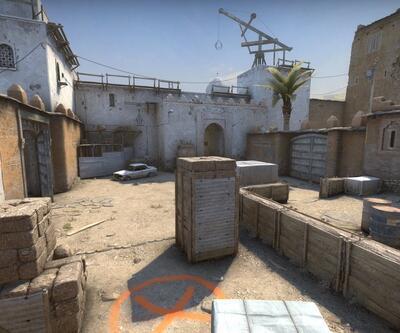 Counter Strike'ın efsane haritası Dust2 güncelleniyor