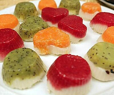 Meyveli pastacık tarifi