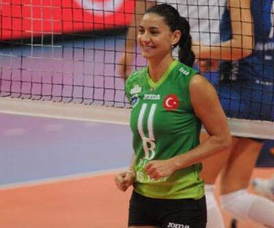 Nilay Karaağaç: Hedefimiz Bursa'ya bir kupa daha getirmek