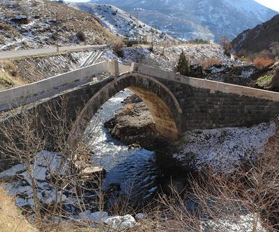 Tunceli'deki Selçuklu dönemi köprüsünün restorasyonu yargıda