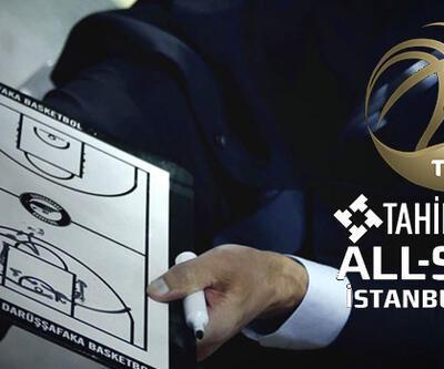 Tahincioğlu All-Star'da koçlar belli oldu