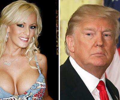 Trump ile First Lady Melania arasına porno yıldızı girdi