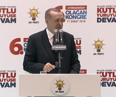 Erdoğan: Bize saldırana Osmanlı tokadını atarız