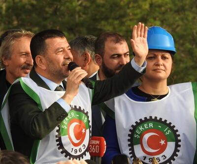 CHP'li Veli Ağbaba: Şeker fabrikasından daha yerli olan var mı?