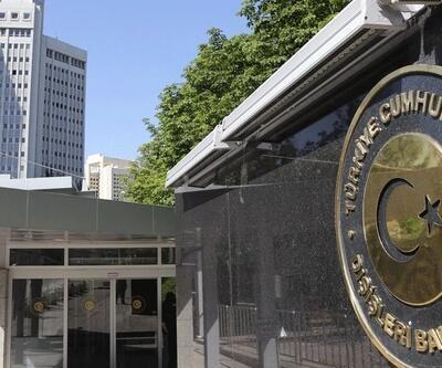 Dışişleri Bakanlığından ABD'nin FKÖ kararına tepki