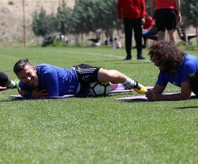 Yeni Malatyaspor'da futbolcular idmana çıkmadı