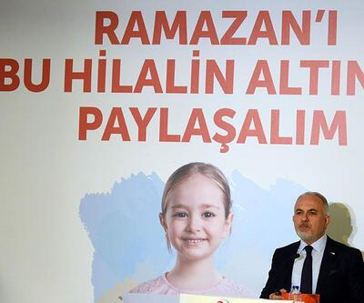 Kızılay, Ramazan'da 30 ülkede 10 milyon ihtiyaç sahibine ulaşacak