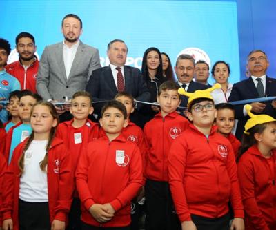 Türkiye Sportif Yetenek Taraması ve Spora Yönlendirme Projesi tanıtıldı