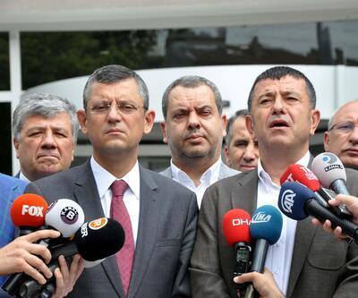 CHP'den 'dinleme' iddiasıyla ilgili suç duyurusu