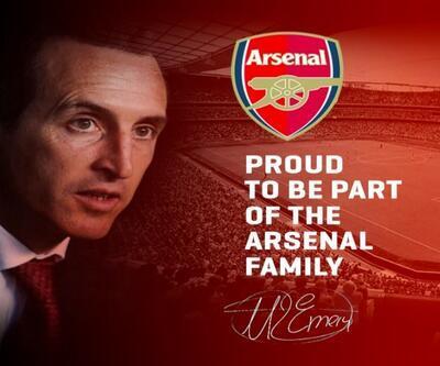 Unai Emery Arsenal'da