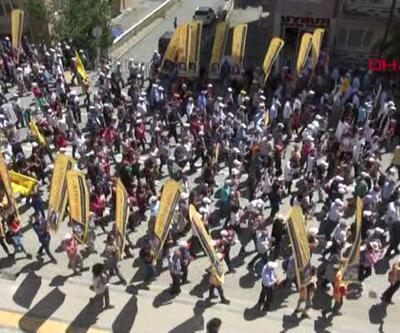 Sivas katliamında yaşamını yitirenleri 25. yılda andılar