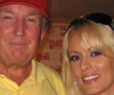 Son dakika... Trump'ı suçlayan porno yıldızı gözaltına alındı