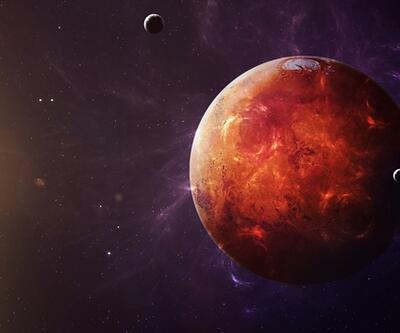 Mars'taki kum tepecikleri görüntülendi