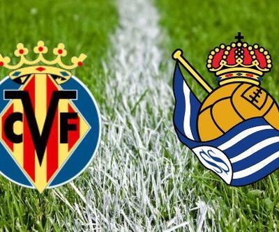 Villarreal 1-2 Real Sociedad / Maç Özeti