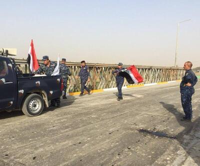 Burası Kerkük-Erbil karayolu... 10 ay sonra ulaşıma açıldı