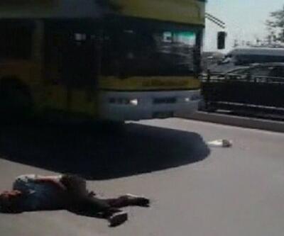 Beyoğlu'nda 'insanlık öldü' dedirten görüntü!