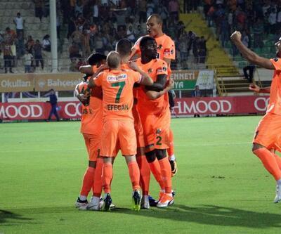 Alanyaspor 1-0 Trabzonspor / Maç Özeti