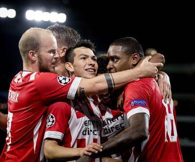 PSV 2-2 Tottenham Şampiyonlar Ligi maçı özeti
