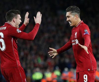 Liverpool 4-0 Kızılyıldız Şampiyonlar Ligi maçı özeti